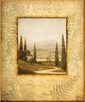 Дорога к дому, картина, Модерн пейзаж №30