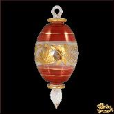 Ёлочное украшение из Египта Holy Night красный