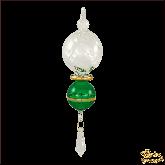 Ёлочное украшение из Египта Crystal зелёный