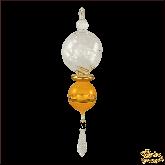 Ёлочное украшение из Египта Crystal золотой