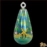 Ёлочное украшение из Египта Gift of the Magi green зелёный