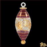 Ёлочное украшение из Египта Royal фиолетовый