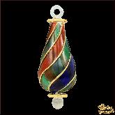 Ёлочное украшение из Египта Carnival