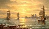 "Картина на холсте ""На просторах Венеции"""