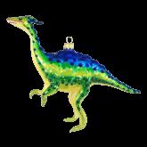 Ёлочная игрушка из Польши Динозавр
