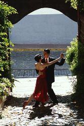 Исполнители Аргентинского танго