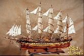 Модель корабля France II