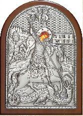 Георгий Победоносец 5 - ЮЛ - 10 - Хризолит 14,5*20