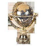 Глобус украшенный