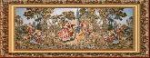 Версаль №2 50*150 Панно гобелен, багет 3016.5