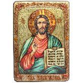 Господь Вседержитель, Большая икона, 29 Х42