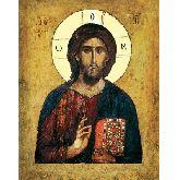 Купить икону Господь Вседержитель арт С-08 24х19