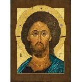 Купить икону Господь Вседержитель арт С-10 24х18