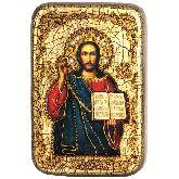 Господа Иисуса Христа, Настольная икона, 10 Х15