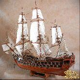 Модель корабля G'Otheborg