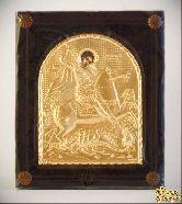 Икона Георгий Победоносец, вариант 1