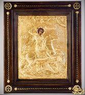 Икона Георгий Победоносец, вариант 3