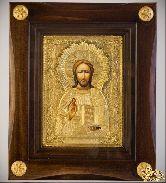 Икона Иисус Спаситель, вариант 3