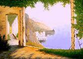 """Картина на холсте """"Просторы моря"""""""