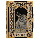 Христианская библия в шкатулке