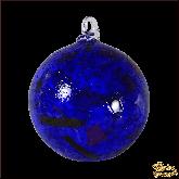 Ёлочный шар из Италии Синее море