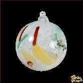 Ёлочный шар из Италии Нежность