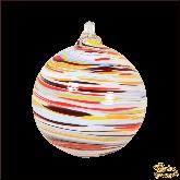 Ёлочный шар из Италии Радуга