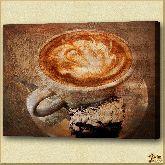 Кофейное наслаждение, картина, Модерн натюрморт №15