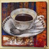 Утренняя бодрость, картина, Модерн натюрморт №23