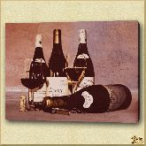 Сорта вин, картина, Модерн натюрморт №31