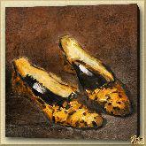 Туфли, картина, Модерн натюрморт №38