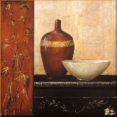 Две вазы, картина, Модерн натюрморт №47