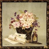 Букет цветов, картина, Модерн натюрморт №52