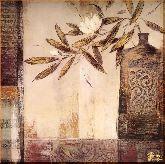 Необычный чветок, картина, Модерн натюрморт №56