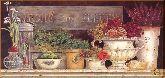 Цветы в сосудах, картина, Модерн натюрморт №66