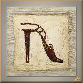 Модель туфли, картина, Модерн натюрморт №91