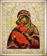 Икона Божьей Матери Владимирская