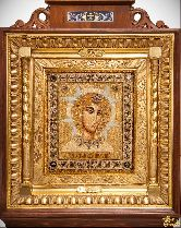 Икона Образ пресвятой Богородицы Филермская