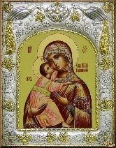 Икона Божьей Матери Владимирская (И)