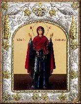 Икона Божьей Матери Нерушимая стена