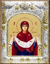Икона Божьей Матери Покров