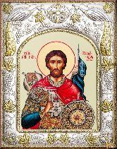 Икона именная Александр Невский