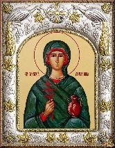 Икона именная Анастасия Узорешительница
