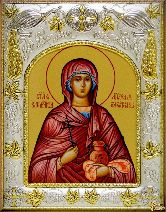 Икона именная Анастасия Узорешительница (а)