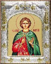Икона именная Анатолий Никомедийский