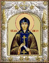 Икона именная Анна Кашинская