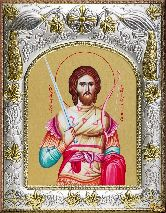 Икона именная Артемий Антиохийский