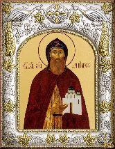 Икона именная Даниил Московский