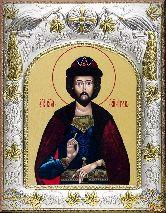Икона именная Игорь Черниговский