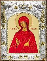 Икона именная Мария Магдалина